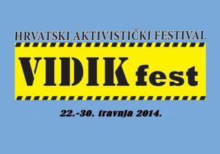 VIDIK fest od 22. do 30. travnja 2014.