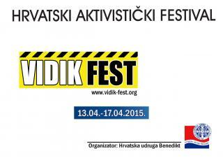 Program VIDIK fest 2015