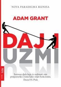 Daj i uzmi / Adam Grant